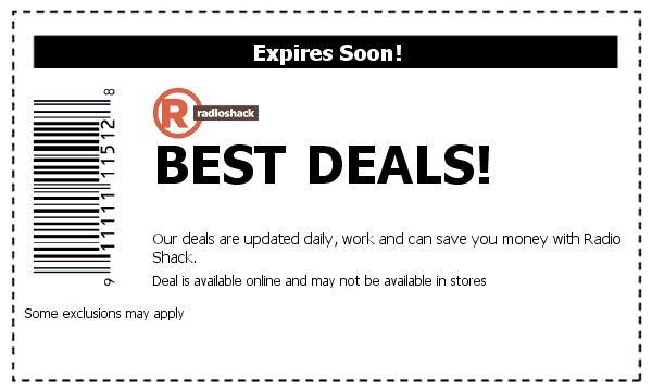 Radio-Shack-deals new today