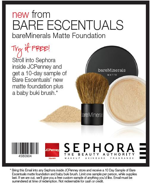 Sephora promo code discount / Fire it up grill