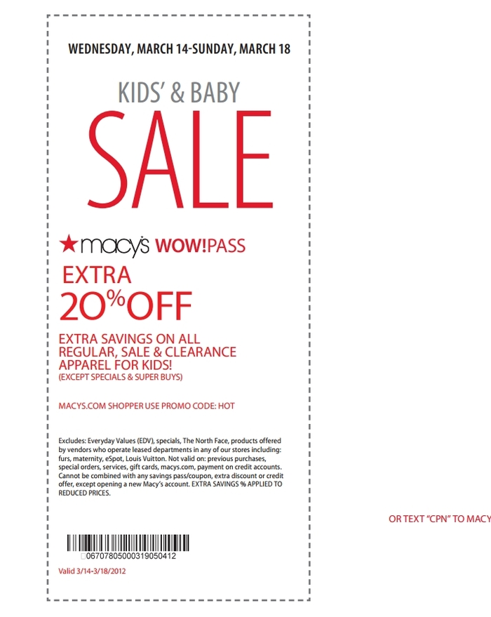 download new Macy's coupons 10 off 50 coupons