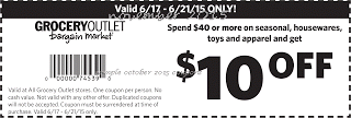 free Grocery coupons november 2015