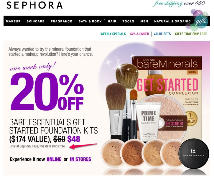 photo about Sephora Printable Coupons identify sephora-sooner or later-pattern-the-naked-escentuals-printable