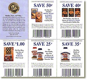 sheet - Printable new grocery coupo