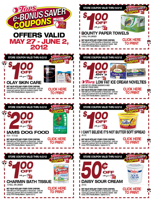 sheet - Printable new grocery coupon SHEETS
