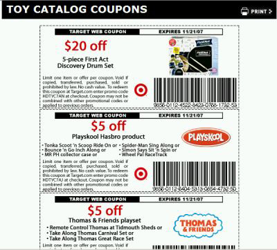 target-coupon and codes