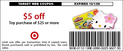 target-coupon in store Target Store coupons
