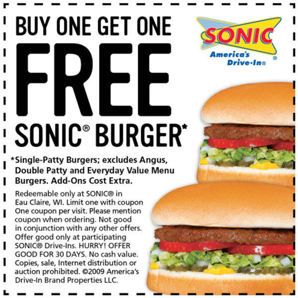 picture regarding Sonic Printable Coupon called Sonic motivation inside of coupon codes printable / Print Price reduction