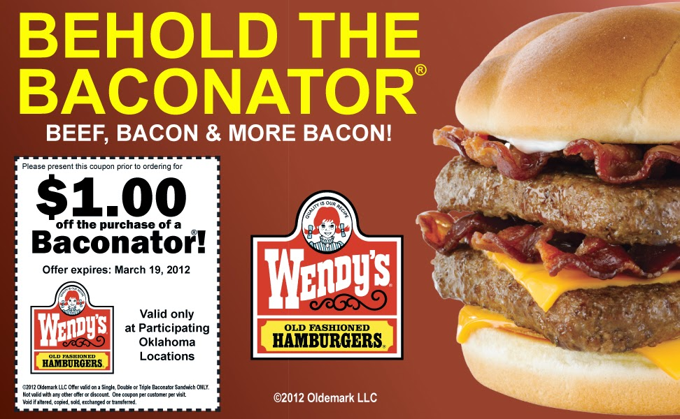 Printable Mobile Wendys Coupon 20.16. Vouchers (5)
