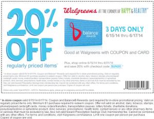Wallgreen retail coupons 2016 – Printable and Mobile (4)