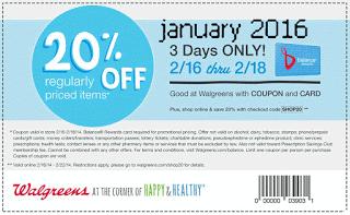 Wallgreen retail coupons 2016 – Printable and Mobile (9)