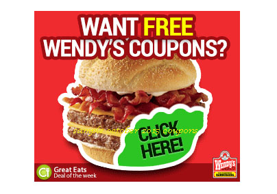 photo relating to Dollywood Printable Coupons named Wendys 2016 Discount codes Printable Coupon codes On-line