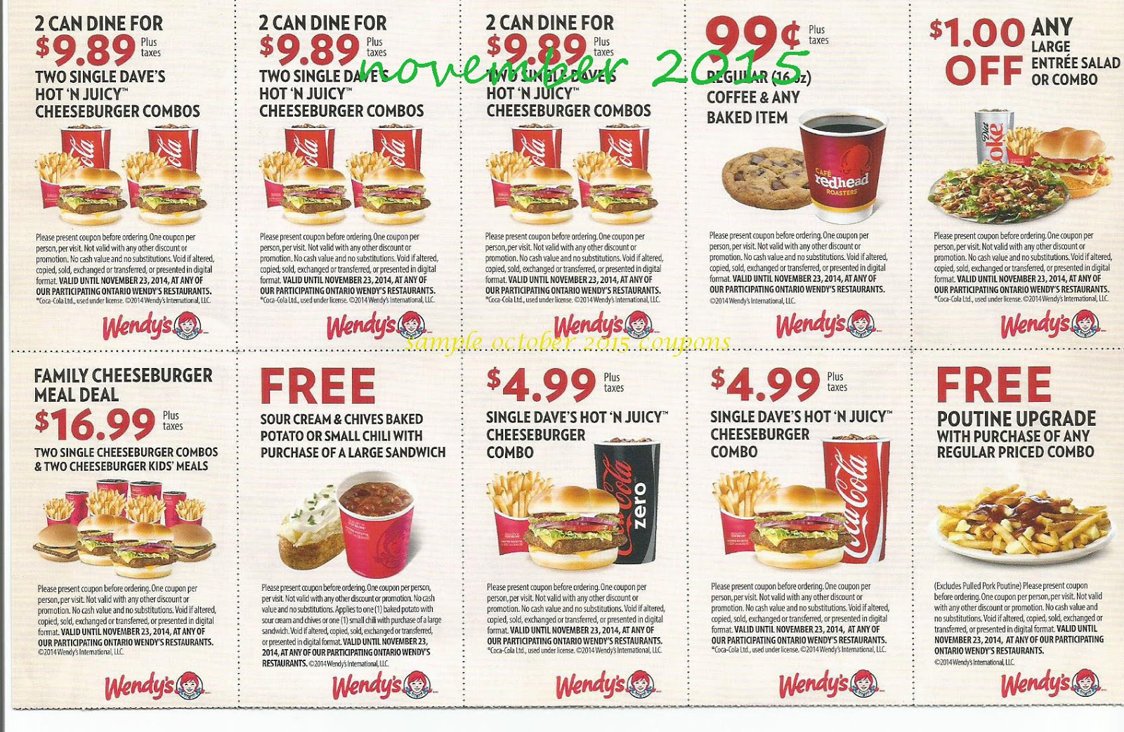 free printable Wendys Coupons for 2016 (22)