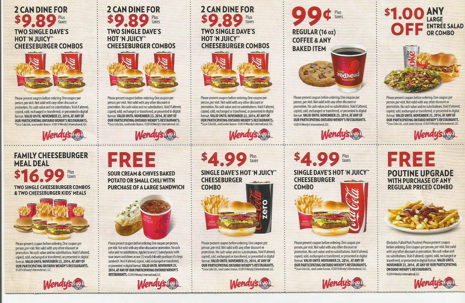 free printable Wendys Coupons for 2016 (28)