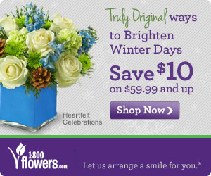 mobile 1-800-flowers-USA Printable New coupons