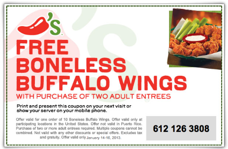 image regarding Printable Chili's Menu known as Discount codes for chilis : Viagogo low cost code