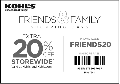 All Kohl's coupon codes on pdfprintly.ml can only be redeemed on the pdfprintly.ml website. Kohl's allows up to four coupon codes per order. You can find coupon codes in Kohl's ads, as well as at pdfprintly.ml%(K).