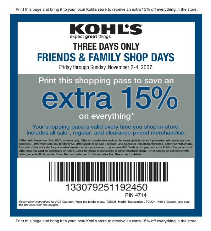 Save big with coupons and deals from Brad's Deals. We hand pick the best sales, promo codes, online & printable coupons for you. Find this Pin and more on Kohls 30 percent off coupon code by lee.