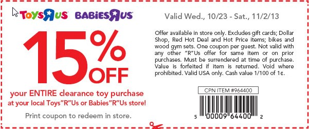 Lego Toys R Us Coupon 2017 Printable : Newest toys r us coupons online printable