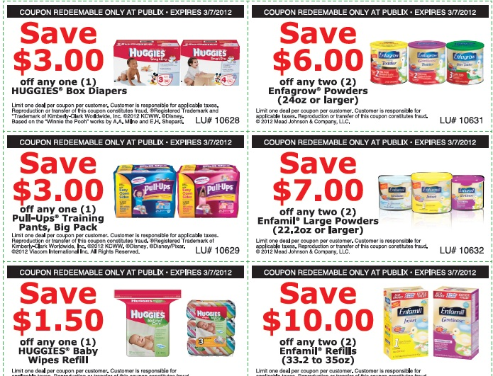 Huggies® Diaper Coupons. HUGGIES® MANUFACTURER COUPONS. Recommended for you. Recommended for you GET $ OFF I love these diapers!!!!! I tried pampers on my daughter but she would pee through them and then tried luvs and found out she is allergic to them. Then I tried theses out and they work the best with her.