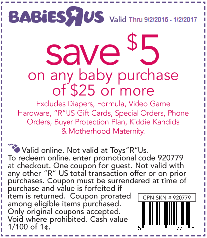 20% Off Buybuy BABY Coupon