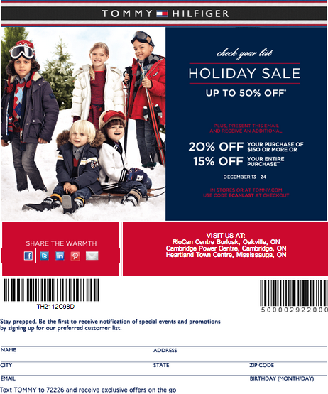 A fashion favorite, Tommy Hilfiger offers iconic, classy styles for men, women and kids. Their offerings go beyond just quality fashion and denim; shop home goods, fragrances and luggage to embrace the Tommy .
