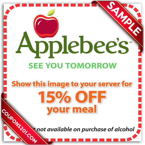 Details: Using top quality ingredients, Applebees satisfies all craving with a variety of tasty dishes and desserts at prices you feel good about! Try the most delicious pasta, hamburgers and more and save $5 on your 1st online order or app order over $25! Status: CouponChief Verified Success Rate: 68%.