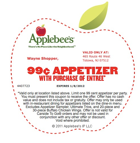 new free Applebees retaurant coupons-in store dinner (5)