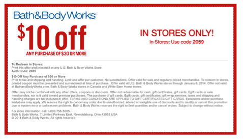 Delivery rates: Standard orders ship for a flat rate of just $, but Bath & Body Works frequently offers free shipping promotions so check Coupon Sherpa first! Expedited shipping .