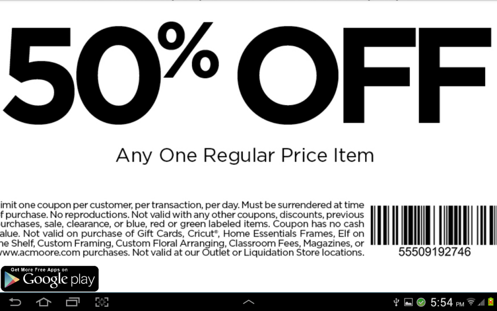 image regarding Ac Moore Printable Coupon Blogspot titled Ac moore tailor made framing coupon / Tuscaloosa chevrolet