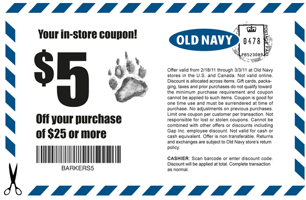 About Old Navy Canada. Look your best without breaking the bank at Old Navy. Shop the latest styles for the whole family, and save big with Old Navy Canada coupon codes for /5(10).