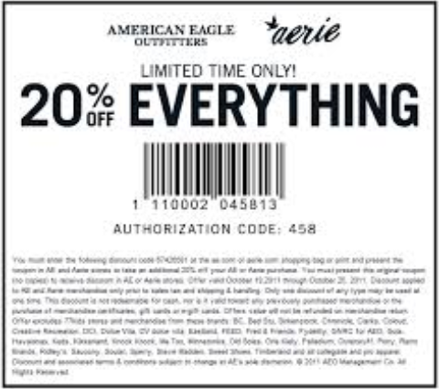 american eagle coupons-best