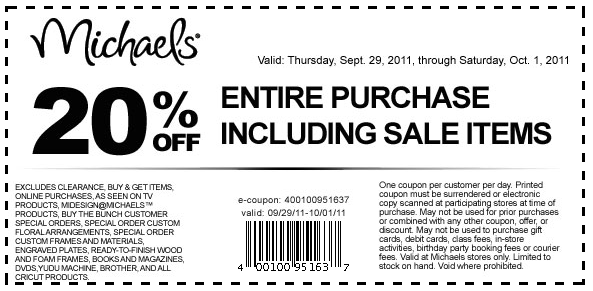 free new bath and body works printable coupons - Michaels Frames Coupons