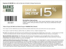 onlin-newest mobile-printable coupons for barnes and noble books