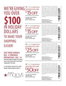 100-in-coupons-retail-Macys Coupons – Printable