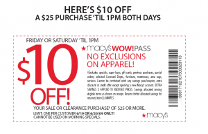 Macy's coupons 10 off 50 purchase PDF-Macys Coupons – Printable