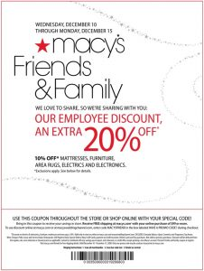 mobile-phones-iphone-Macys Coupons – Printable