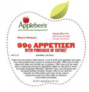 new free Applebees retaurant coupons-in store dinner (6)