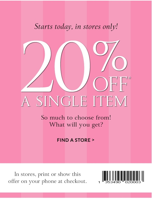 The discount or offer will appear upon checkout if your purchase qualifies. If the offer is associated with a coupon or promotion code, simply click on the code and shop through the page that opens on the Victoria's Secret website. Enter the code at checkout to see the updated discount price or free shipping offer if your purchase qualifies /5(91).