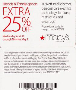 Macy's coupons 10 off 50-online-mobile-coupon