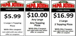 photo regarding Papa Johns Printable Menu known as Papa John On the internet Discount coupons Printable Coupon codes On the web