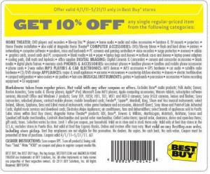 free printable Best Buy Coupon-May-June (2)