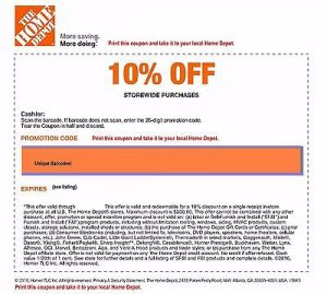 Home-Depot-code-Off-Coupon Save up to $200 In store only
